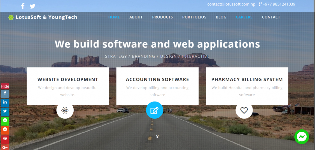 Software company in Nepal