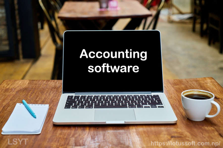 Accounting software to manage your business